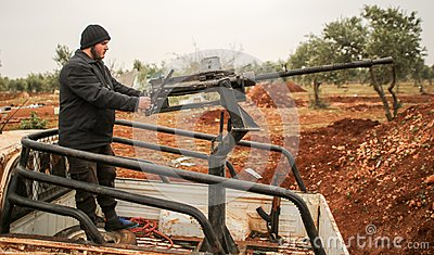 Syria: Shiite fighters