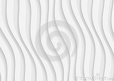 White paper geometric pattern, abstract background template for website, banner, business card, invitation