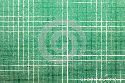 Green cutting mat