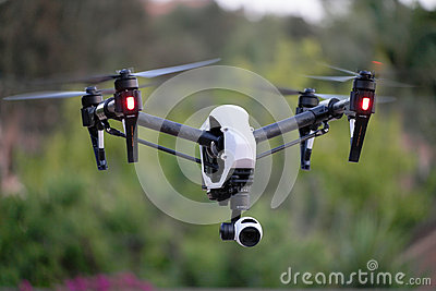 Advanced Flying Quadcopter Drone