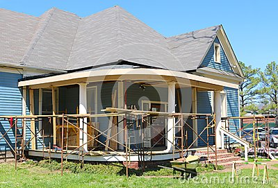 Victorian Home Remodeling Project