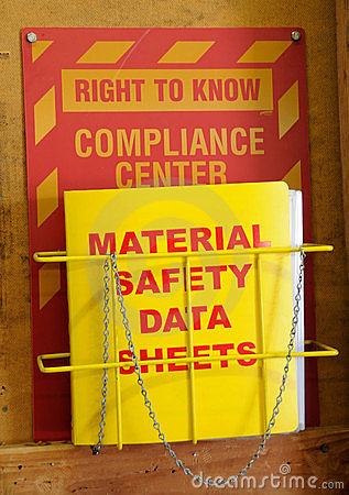 Compliance Material Data