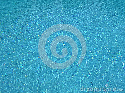 Cool Pool Water