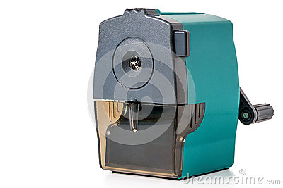 Mechanical pencil sharpeners