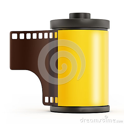 Photo film roll