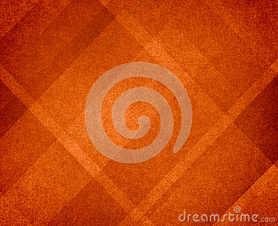 Orange Thanksgiving or autumn background abstract design