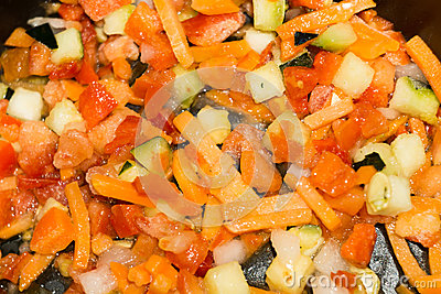 Frozen Vegetables Macro