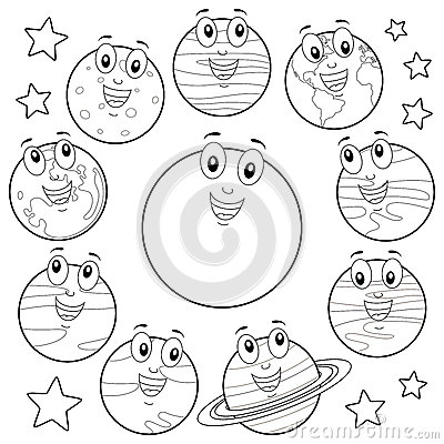 196539971216924804 together with Coloring Cartoon Pla s With Sun Moon Image54352945 moreover Pla  Saturn Drawing as well Mercury Coloring Page further What Does The Libra Zodiac Sign Mean. on venus in space