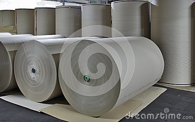 Paper mill - Paper Stock