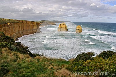 The Shipwreck Coast, Victoria, Australia