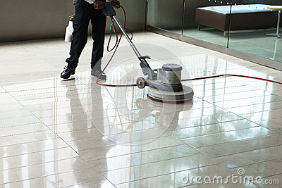 Building Maintenance, Cleaning, Floor Polishing