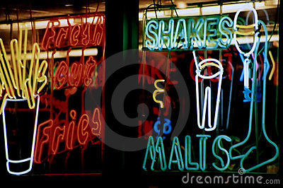 Neon Sign 3