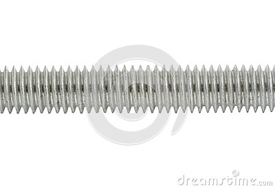 Studbolts or threaded steel rods