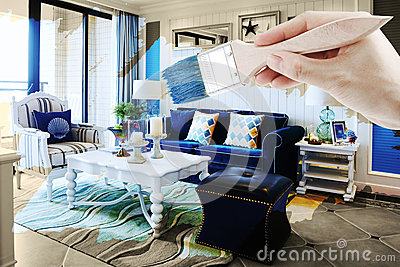 Make  home more comfortable by repainting