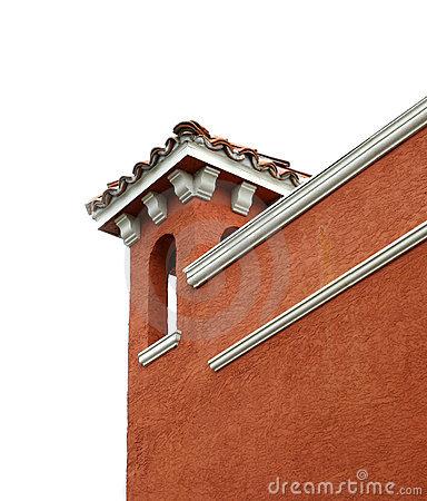 Detail of Building Corner