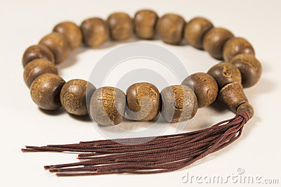 Chaplet with Buddha