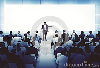 Coaching Mentoring Seminar Meeting Conference Business Concept