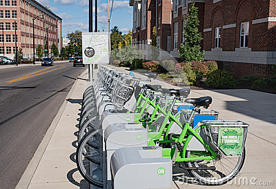 Link Dayton Bike Share