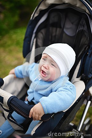 5cdd7b14bbe4 The stroller crying baby