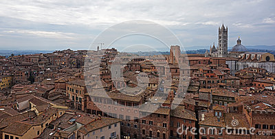 Siena Italy Overview
