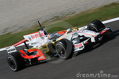 Force india f1 and Sutil