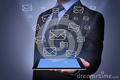 Email Sending on Tablet
