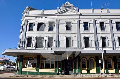 Fremantle Building Architecture: Old and New