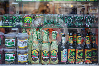 Amsterdam May 13 Candy And Cookies With Marijuana For