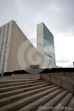 United Nations Plaza, New York