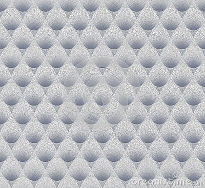 Seamless Abstract Bubblewrap Texture Background