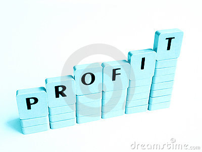 Profits increasing