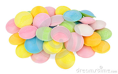 Flying Saucer Novelty Sweets