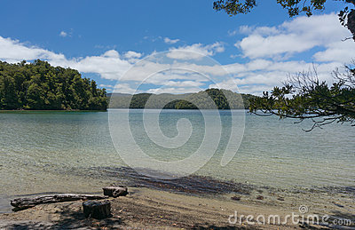 Lake Waikareiti Walk. Te Urewera National Park