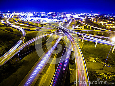 Speed of Light Highways loops interchange Austin Traffic Transportation Highway