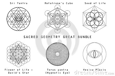 Sacred Geometry Set