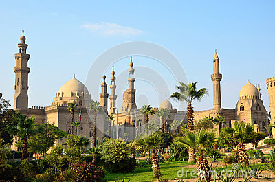 Sultan Hassan and Rifai Mosques