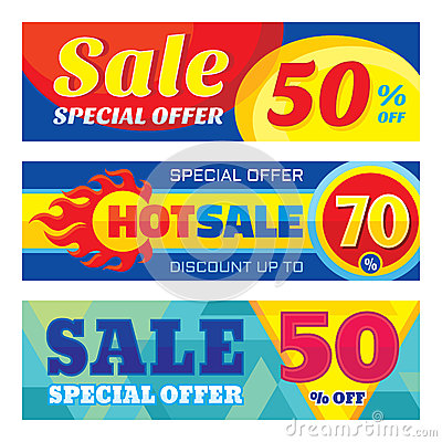 Sale abstract vector banner ser - discount up to 50% - 70%. Sale vector banners. Sale abstract background. Super big sale design.