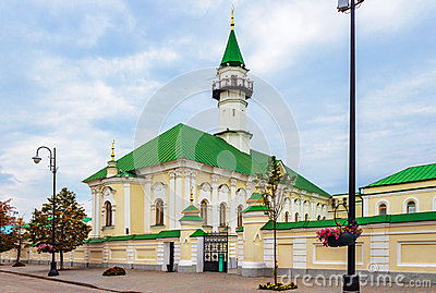 Marjani mosque in kazan