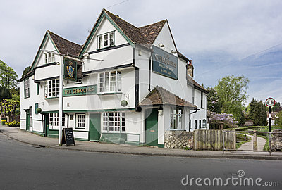 The Chequers Public House, Loose, Kent, UK