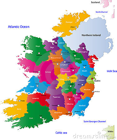 Map Of Ireland Ireland.Map Of Ireland
