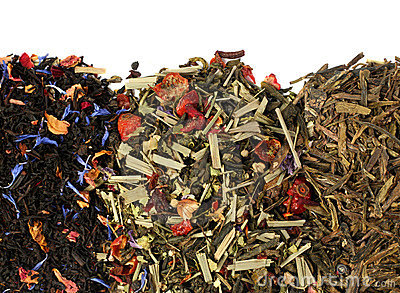Tea herb mix