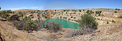Burra Copper Mine