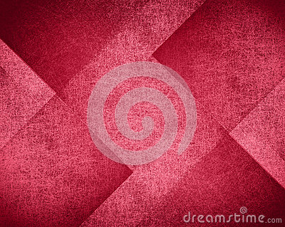 Pink and red background design, abstract block pattern