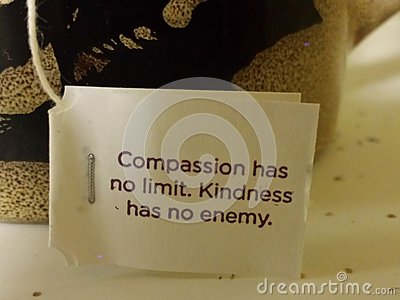 Compassion... Kindness
