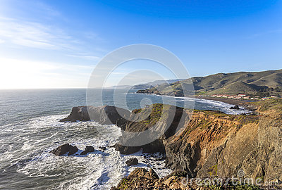 Marin Headlands afternoon