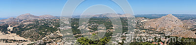 Panorama Rhodes mount