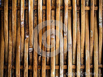 Bamboo interlace craft texture horizon