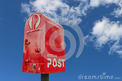 Australia Post is scaling back its daily door-to-door delivery service and is increasing digital mailboxes and 24hr parcel lockers
