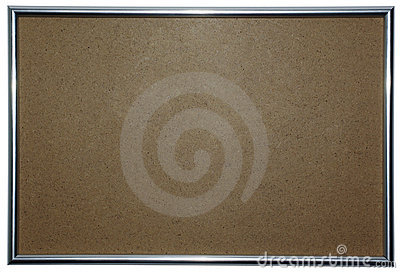 Modern picture image photo frame isolated on white background cork board poster blank wall metal photoframe portrait border empty