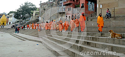 Holy City Benaras